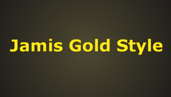 Goldner Text Style Tutorial